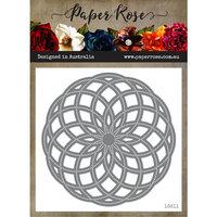 Paper Rose - Dies - Circlet Layered Background 2