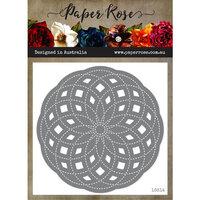 Paper Rose - Dies - Circlet Layered Background 3