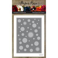Paper Rose - Dies - Multi Spot Background