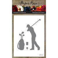 Paper Rose - Dies - Golfing Set