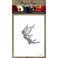 Paper Rose - Dies - Fairy Isabella