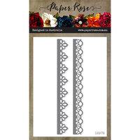 Paper Rose - Dies - Lace Edges