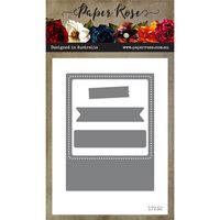 Paper Rose - Dies - Polaroid Frame