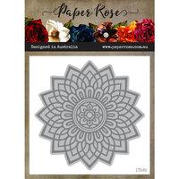 Paper Rose - Dies - Layered Mandala