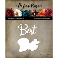 Paper Rose - Dies - Best Layered 1