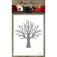 Paper Rose - Dies - Tree - Large