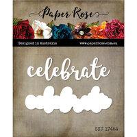 Paper Rose - Dies - Celebrate Layered