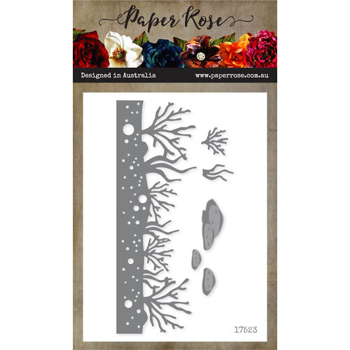 Paper Rose - Dies - Under the Sea Border