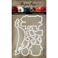 Paper Rose - Dies - Bush Babies Accessories