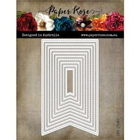 Paper Rose - Dies - Banner 1 - Large