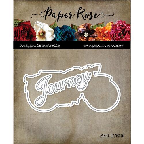 Paper Rose - Dies - Vintage Motorcycle