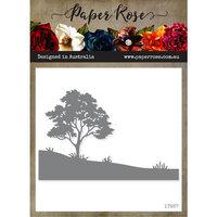 Paper Rose - Dies - Gum Tree Landscape