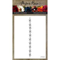 Paper Rose - Dies - Barbed Wire