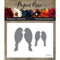 Paper Rose - Dies - Love Birds