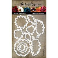 Paper Rose - Dies - Doodle Flowers
