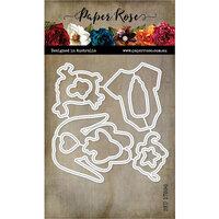 Paper Rose - Dies - Baby Doodles