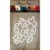 Paper Rose - Dies - Ella's Garden Rose Bouquet