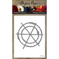 Paper Rose - Dies - Colour Wheel Love