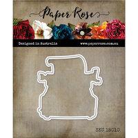 Paper Rose - Dies - Typed Sentiments