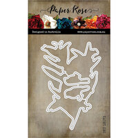 Paper Rose - Dies - Wattle I Do