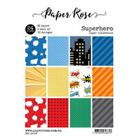 Paper Rose - A5 Paper Pack - Super Hero