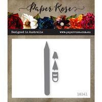 Paper Rose - Dies - Arty Love Pencil