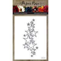 Paper Rose - Dies - Star Texture