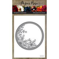 Paper Rose - Dies - Snowflake Circle