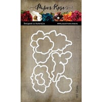 Paper Rose - Dies - Lovely Florals Blossom Flowers