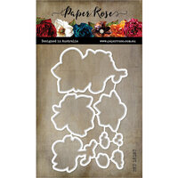 Paper Rose - Dies - Lovely Florals Magnolia