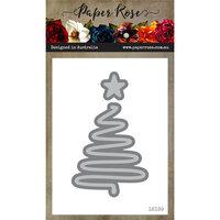 Paper Rose - Dies - Scribble Tree