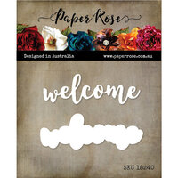 Paper Rose - Dies - Welcome Layered