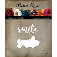 Paper Rose - Dies - Smile Layered