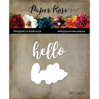 Paper Rose - Dies - Hello Layered 2