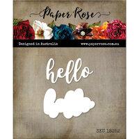 Paper Rose - Dies - Hello Layered 2