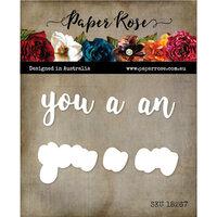 Paper Rose - Dies - You Layered