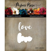 Paper Rose - Dies - Love Layered