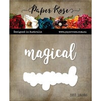 Paper Rose - Dies - Magical Layered