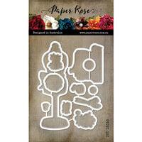 Paper Rose - Dies - Sew Lovely