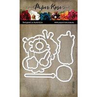 Paper Rose - Dies - Knit Happens