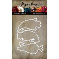 Paper Rose - Dies - Gnomies