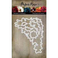 Paper Rose - Dies - Poinsettia Corner