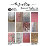 Paper Rose - A5 Paper Pack - Grunge Textures