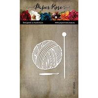 Paper Rose - Dies - Ball of Wool