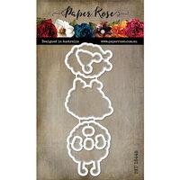 Paper Rose - Dies - Wooly Sorry