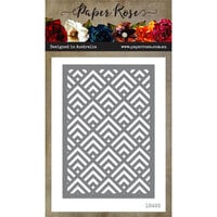 Paper Rose - Dies - Charlotte Decorative Background