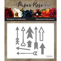 Paper Rose - Dies - Arrows