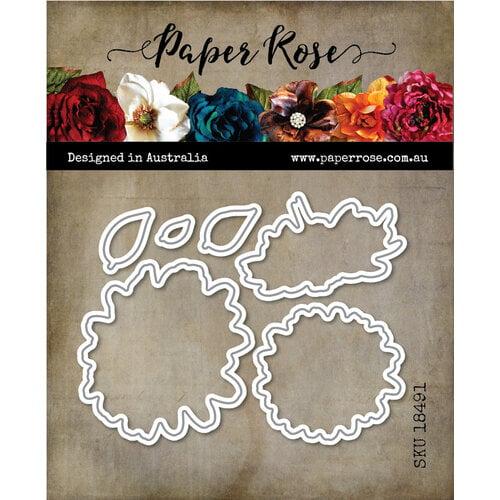 Paper Rose Daisy Days dies