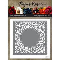 Paper Rose - Dies - Amberley Floral Square