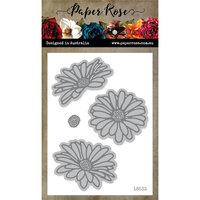 Paper Rose - Dies - Daisy Flowers